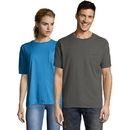 Hanes GDH150-GRTDYE Men's ComfortWash Garment Dyed Short Sleeve Pocket Tee