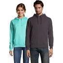 Hanes GDH450-GRTDYE Men's ComfortWash Garment Dyed Fleece Hoodie Sweatshirt