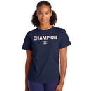 Champion GT18H-Y08089 Classic Tee, Pop Color Logo