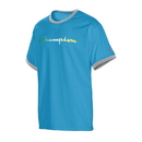 Champion GT20H Y08125 Classic Jersey Ringer Tee, Gradient Logo