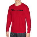Champion GT286 Men Classic Jersey L/S Tee-Graphic