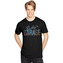 Hanes GT49-Y06358 Men's Rusty's Garage Graphic Tee