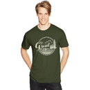 Hanes GT49-Y06369 Men's The Great Wilderness Graphic Tee