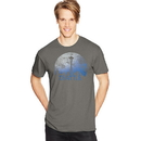 Hanes GT49 Y07072 Men's Space Seattle Graphic Tee