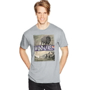 Hanes GT49C/A6 Men's Wild & Free Graphic Tee
