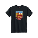 Hanes GT49P-Y07653 Golden Gate National Park Graphic Tee