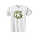 Hanes GT49P-Y07656 Zion National Park Graphic Tee