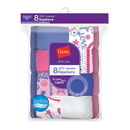 Hanes Ultimate® Girls' Cotton Hipsters 8-Pack