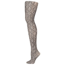 Hanes Curves Diamond Net Fashion Tights