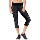 Hanes O9338 Sport Women's Performance Blocked Capri Leggings