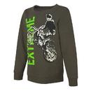 Hanes EcoSmart Boys' Crewneck Sweatshirt
