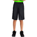 Hanes OD177 Sport Boys' 10-inch Performance Dazzle Shorts