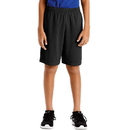 Hanes OD178 Sport Boys' 9-inch Performance Shorts with Pockets