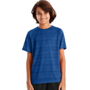 Hanes OD179 Sport Boys' Heathered Tech Tee