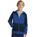 Hanes OD257 Sport Boy's Tech Fleece Full Zip Hoodie
