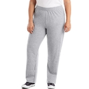 Just My Size OJ100 ComfortSoft EcoSmart Fleece Open-Hem Women's Sweatpants, Average Length
