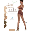 Hanes PN0003 Perfect Nudes Sheer Micro Net Girl Short Tummy Control Hosiery