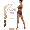 Hanes PN0003 Perfect Nudes Sheer Micro Net Girl Short Tummy Control Hosiery