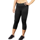Champion Women's Plus Absolute Capris With SmoothTec Waistband, QM0979