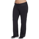 Champion Women's Plus Absolute Semi-Fit Pants with SmoothTec Band, QM0981