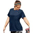 Champion Vapor Women's Plus Heather Tee, QW0982