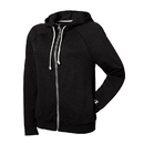 Champion QW1237 Women's Plus French Terry Full Zip Hoodie