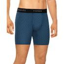 Hanes ST73B4 Men's Stretch Boxer Briefs With Comfort Flex Waistband 4-Pack