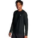 Champion T0026 Men's Double Dry Core Long-Sleeve Tee
