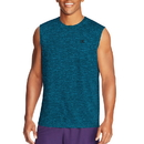 Champion T0767-407Y86 Vapor Men's Heather Muscle Tee