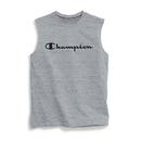 Champion T0767G 549988 Vapor Men's Graphic Muscle Tee, Script