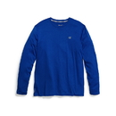 Champion T3760 Mens C Vapor Heather L/S Tee