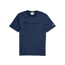 Champion T4508G-549914 Men's Heritage Heather Tee, Script Logo