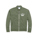Champion V4503-549912 Men's Heritage French Terry Warm-Up Jacket, Arch Logo