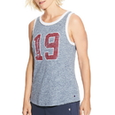 Champion W9845G 549695 Women's Heritage Ringer Tank-Big 19