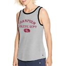 Champion W9845G 549699 Women's Heritage Ringer Tank- Arch