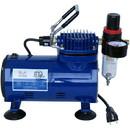 Paasche D500SR 1/8 H.P. Oilless Piston Comp. w. Regulator & Auto Shutoff----product weight: 8.2