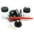 Paasche EZ-STARTER Single Action Airbrush Kit (Beginners)----product weight: 0.69