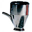 Paasche F-1/4-OZ Metal Color Cup----product weight: 0.03