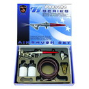Paasche H-SET Airbrush Set - all three heads----product weight: 1.25