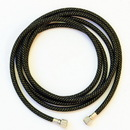 Paasche Air Hose W/Cplgs (Both ends 1/4