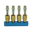Paasche QM-4 4 Outlet Manifold----product weight: 1.2