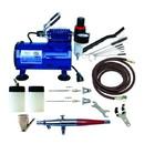 Paasche VL-100D VL-SET, D500SR, AC-7 & DVD-VL----product weight: 14