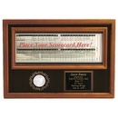 ProActive Sports Memorable Moments Ball & Scorecard Display 4x12
