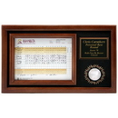 ProActive Sports Memorable Moments Ball & Scorecard Display 6x8