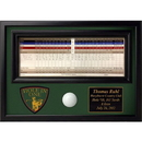 ProActive Sports Hole In One Ball & Scorecard Display - Blk