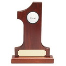 ProActive Sports Hole In One Trophy Rosewood