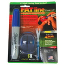 Greenskeeper Line M Up Fat Line Ball Alignemnt Tool