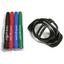 Technasonic Check Go Ball Liner with 4 Color Pen