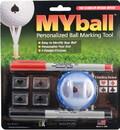 Greenskeeper MYball Marking Tool Gambler Series