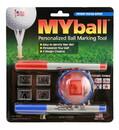 Greenskeeper MYball Marking Tool Patriotic Series